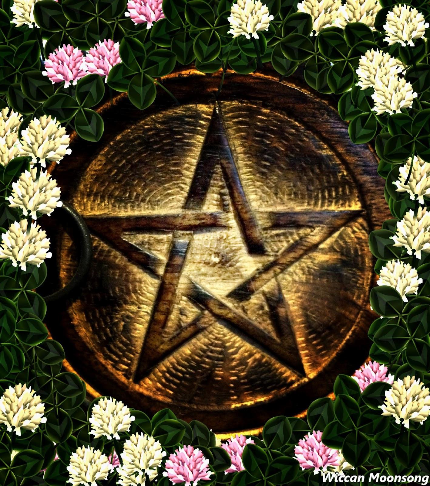 Pentagram Wallpaper by The-Pagan-Gallery on DeviantArt