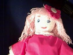 esta é a cara da boneca