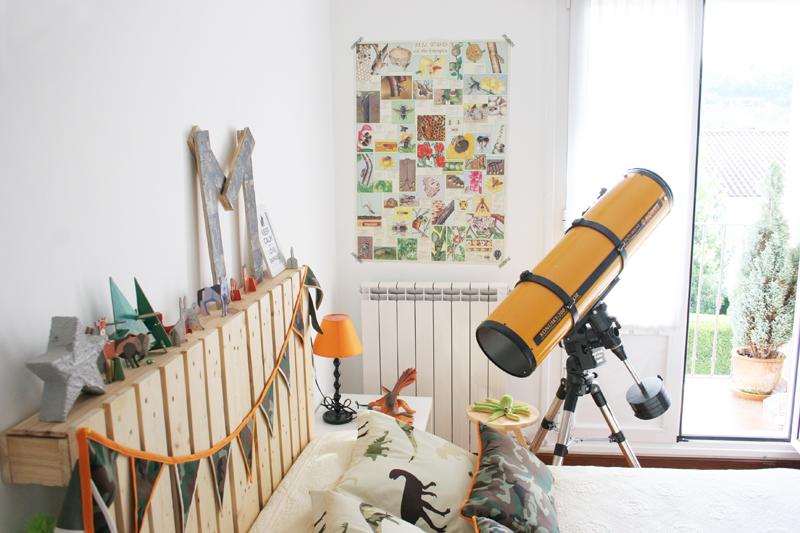 DEF Deco - Decorar en familia: Diy letra de madera con fotos9