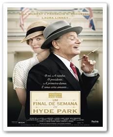 Um Final de Semana em Hyde Park – Legendado