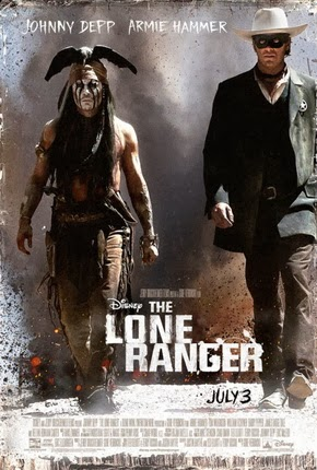 Mousey Movie Review - The Lone Ranger