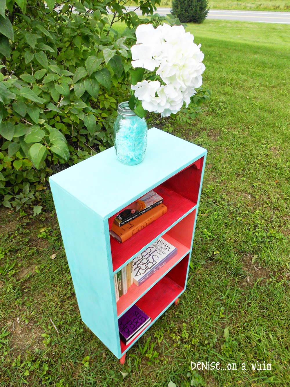 Boring Garage Sale Find gets New Life from Denise on a Whim
