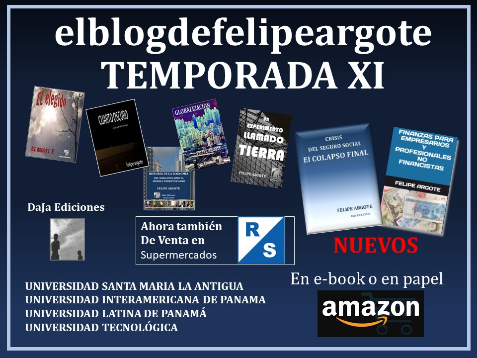 EL BLOG DE FELIPE ARGOTE UNDÉCIMA TEMPORADA