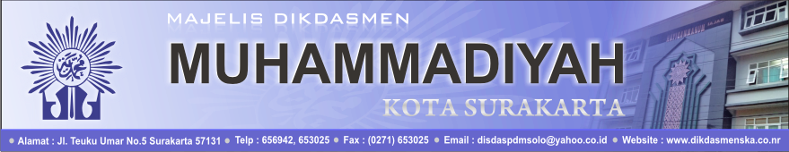 SD Muhammadiyah 15 Surakarta