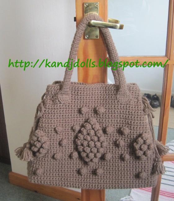 Taupe Bag crochet pattern II - Sayjai Amigurumi Crochet ...