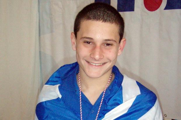 Ένα από πρόσωπα της χρονιάς ο 17χρονος Εβρίτης κολυμβητής Δημοσθένης Μιχαλεντζάκης