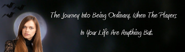 The journey into being ordinary, when the players in your life are anything but.