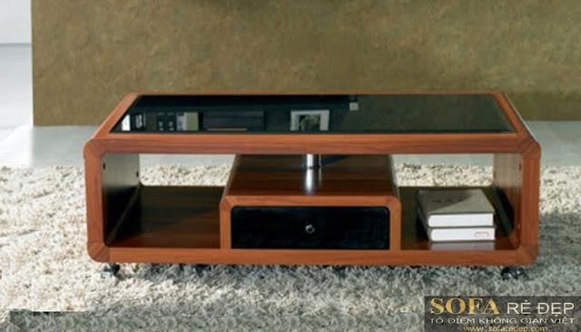 Bàn sofa gỗ BS001