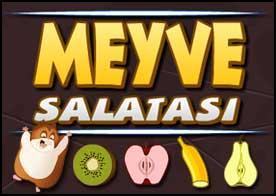Meyve Salatası Oyunu