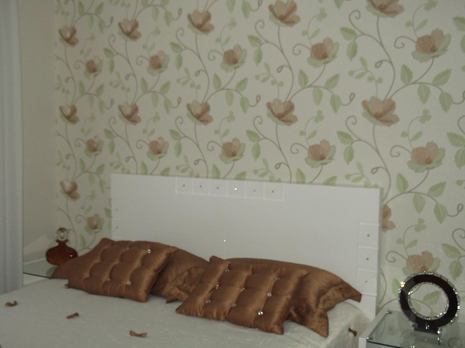 decoracao de interiores papel de parede:que á de mas moderno de decoração, papéis exculisos, confiram