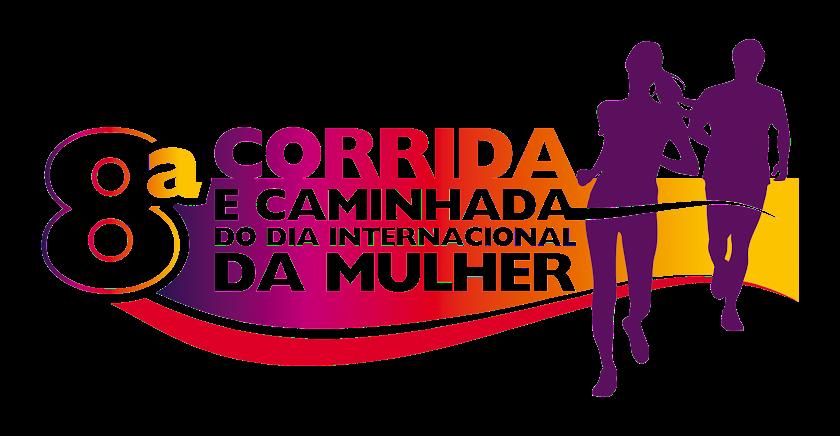 Corrida e Caminhada do Dia Internacional da Mulher