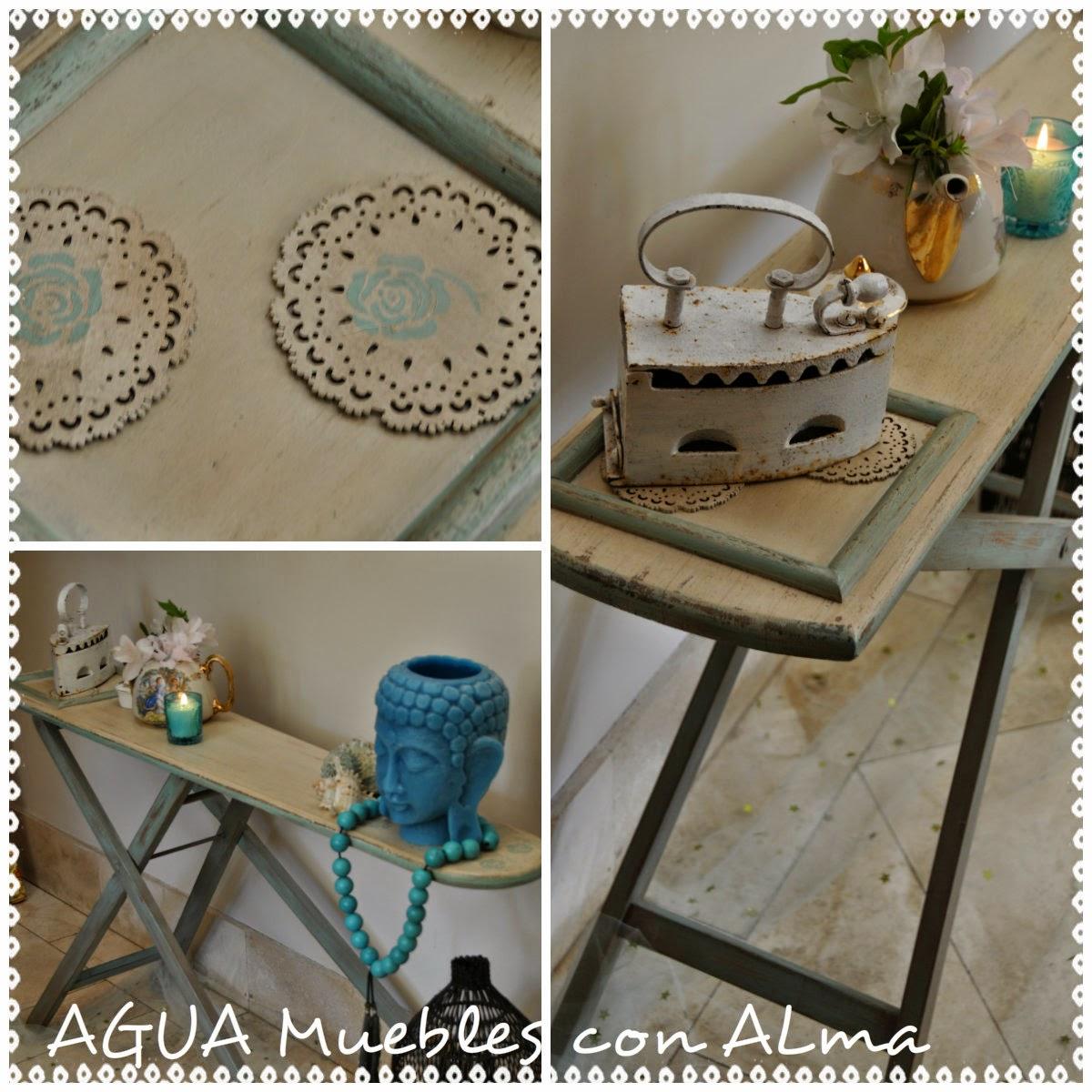 Agua Muebles Con Alma Agosto 2014 # Muebles Para Bijou