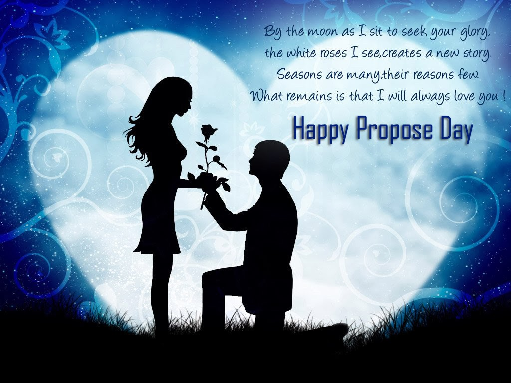 happy propose day sms shayari sayings greetings 2016