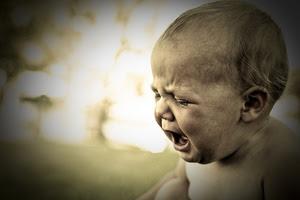 anak menangis