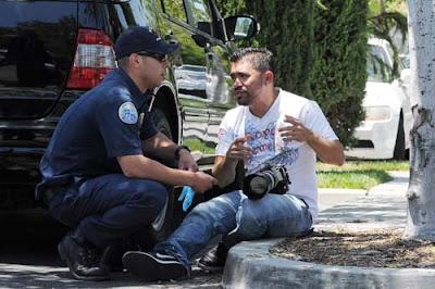 el fotógrafo golpeado por justin bieber