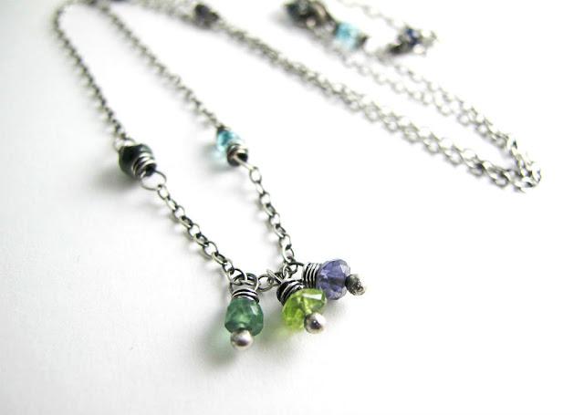 jane austen necklace beth hemmila hint jewelry sterling silver
