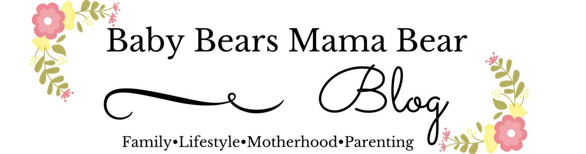 Baby Bears Mama Bear