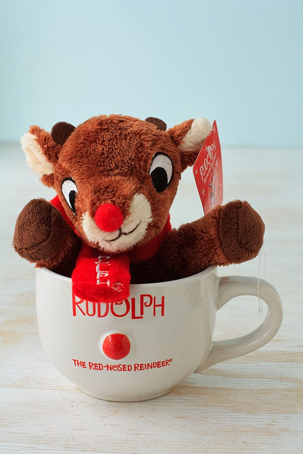 rudolph the red-nosed reindeer mug | kitchen heals soul