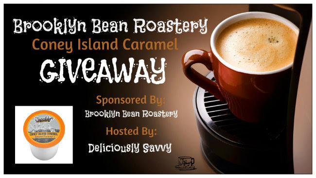 Brooklyn Bean Roastery Coney Island Caramel Giveaway