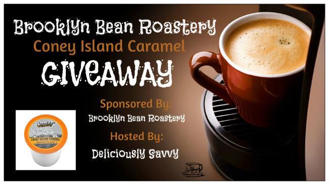 Brooklyn Bean Roastery Coney Island Caramel Giveaway