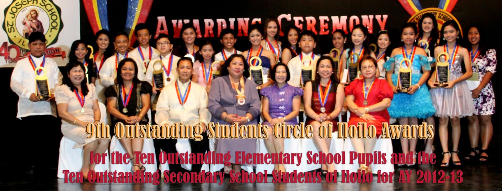 The Cream of Iloilo's Batch 2013 (Elementary & High School)