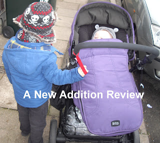Toddle Tug, A New Addition Review, Blog