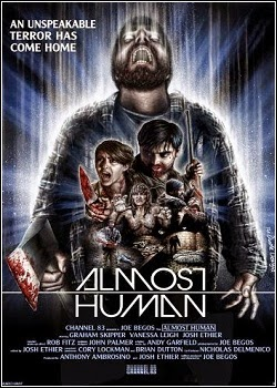 Download Filme Almost Human BRRip Legendado