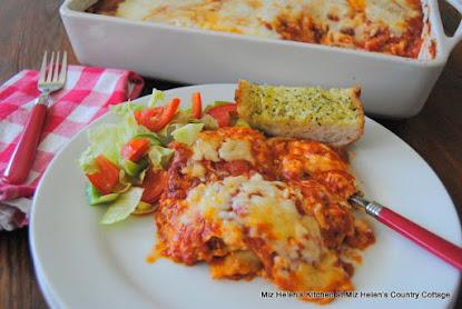 Ravoli Lasagna