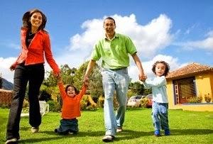 separar esposa e filhos com amarração
