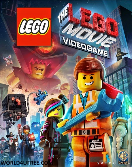 The Lego Movie 2014 HD TSRip 300mb
