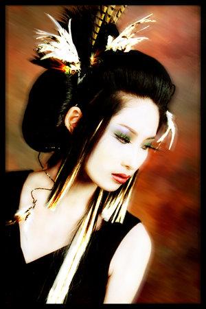 Risultati immagini per immagini geisha giapponese
