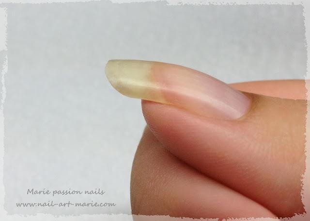 Reconstruire un morceau d'ongle cassé2