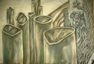 Бах-токката (правая часть триптиха)