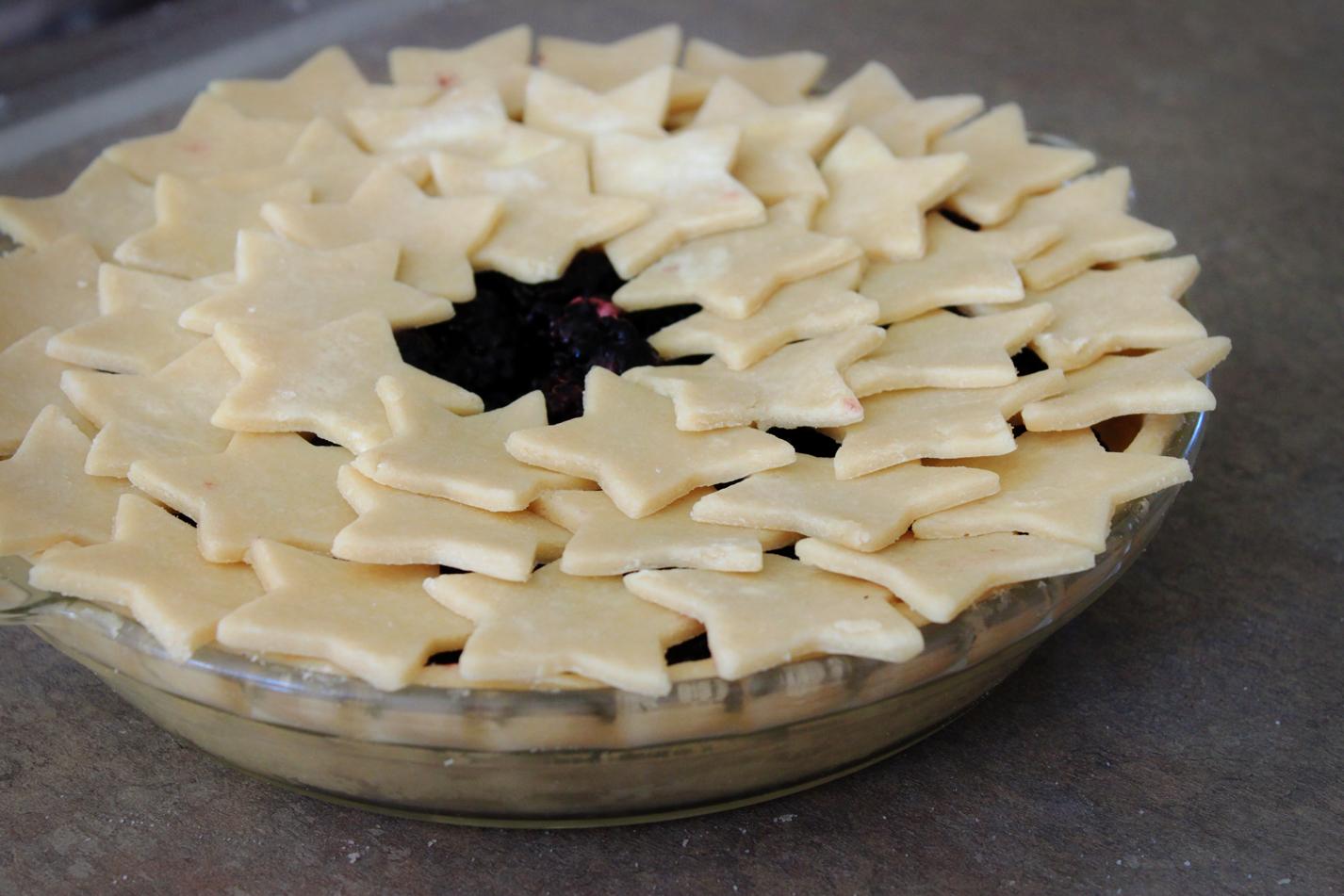 Blackberry Pie Recipe — Dishmaps