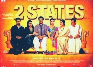 2 States (2014) Full Movie Download in HD