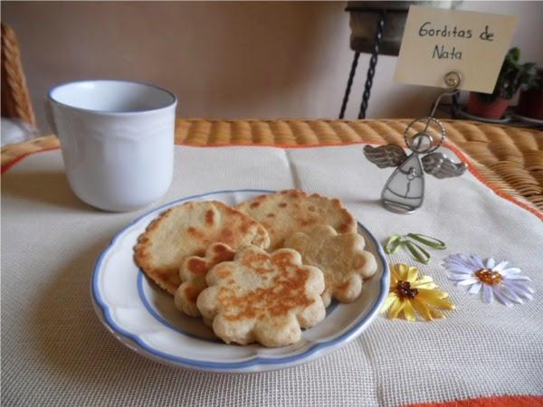 Gorditas de nata cocinar en casa es - Como hacer nata para cocinar ...