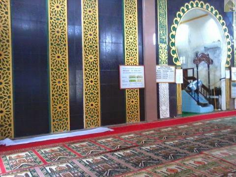 Masjid Al Ishlah Mandingin HST barabai