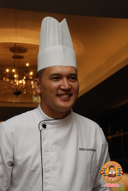 Executive Chef Deden Suherman
