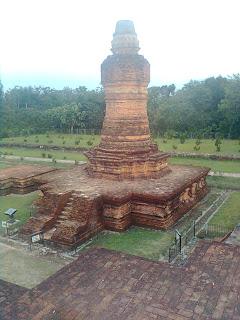 Sejarah Awal Di Bangun Candi Muara Takus, Riau