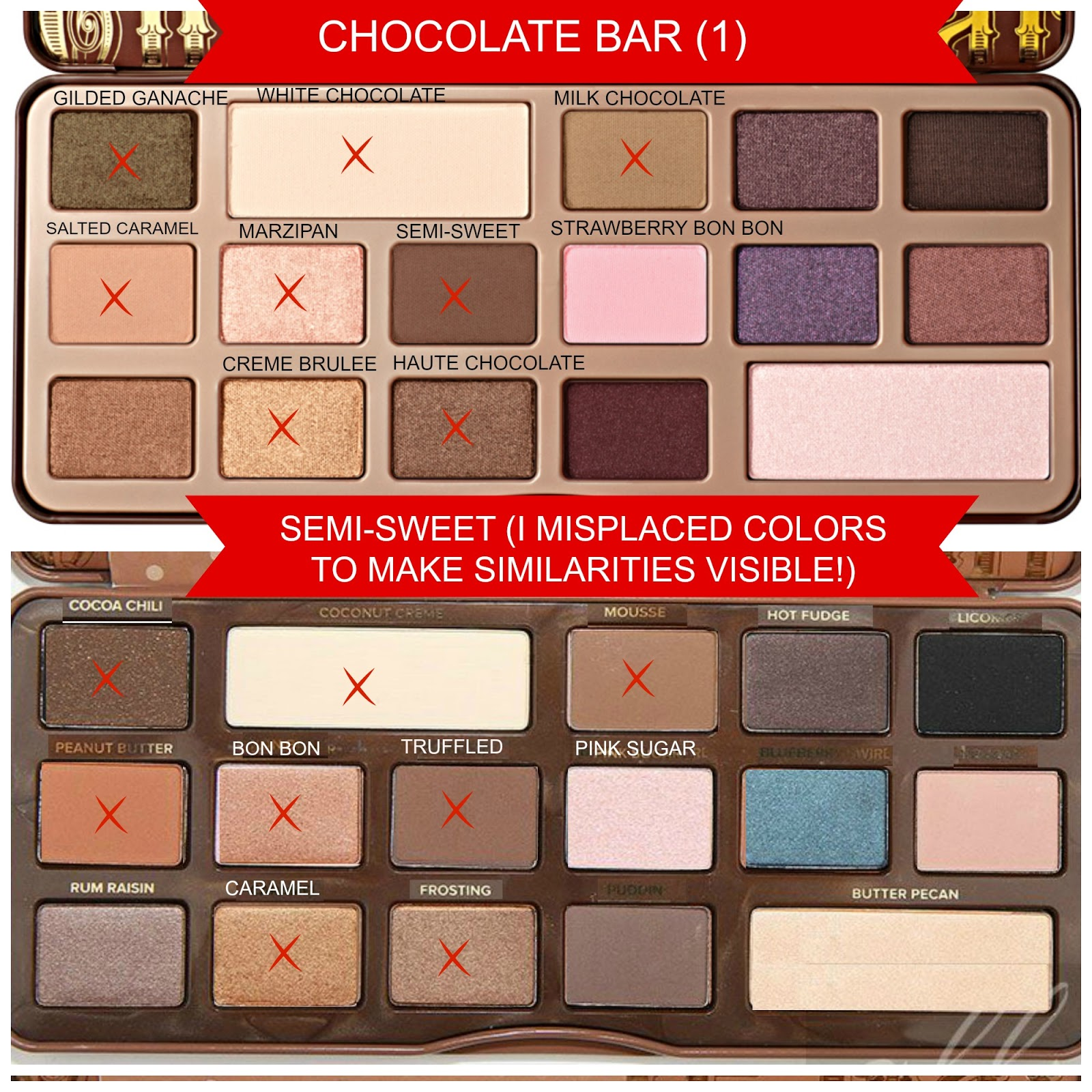 Do you really NEED the Too Faced Semi-Sweet Chocolate Bar ...