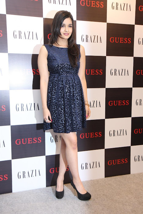 alia bhatt unveils grazia magazine party special issue. unseen pics