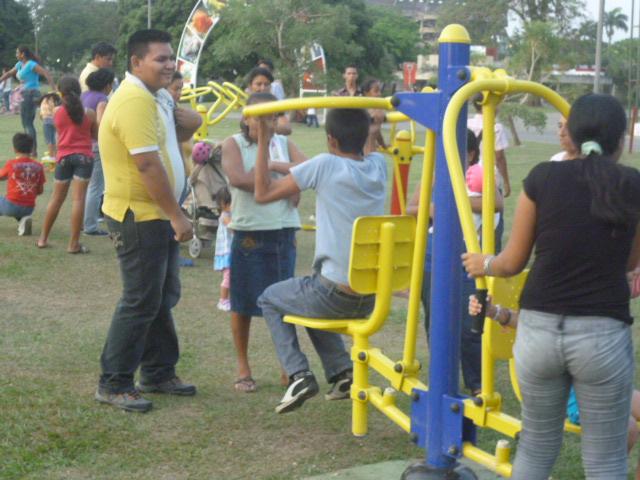 La comunidad al dia com prensa for Gimnasio parquesur