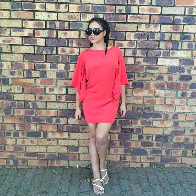 Nadia Buari Shows Off Her Hot Legs