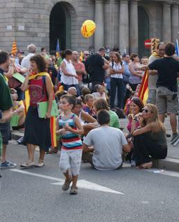 11 de setembre de 2013, Barcelona (Catalunya)