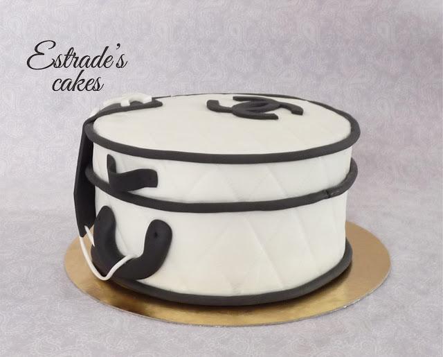 tarta neceser de Chanel 4