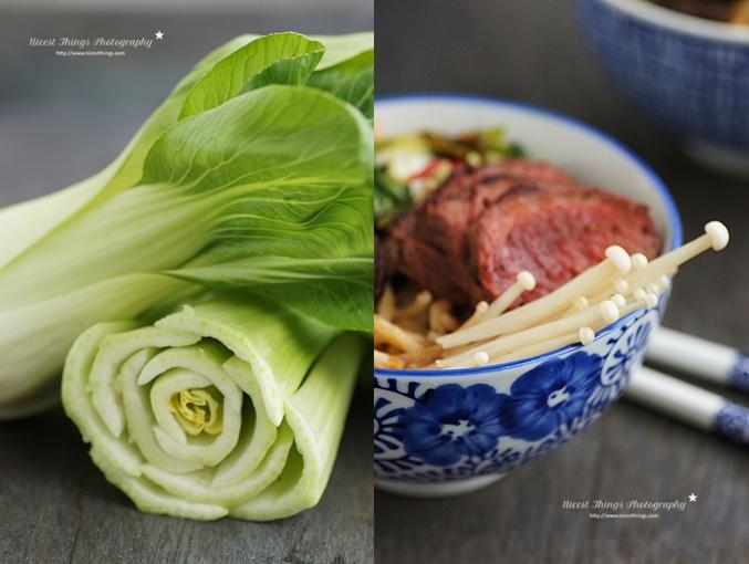 Ramen Rezept einfach mit Pak Choi