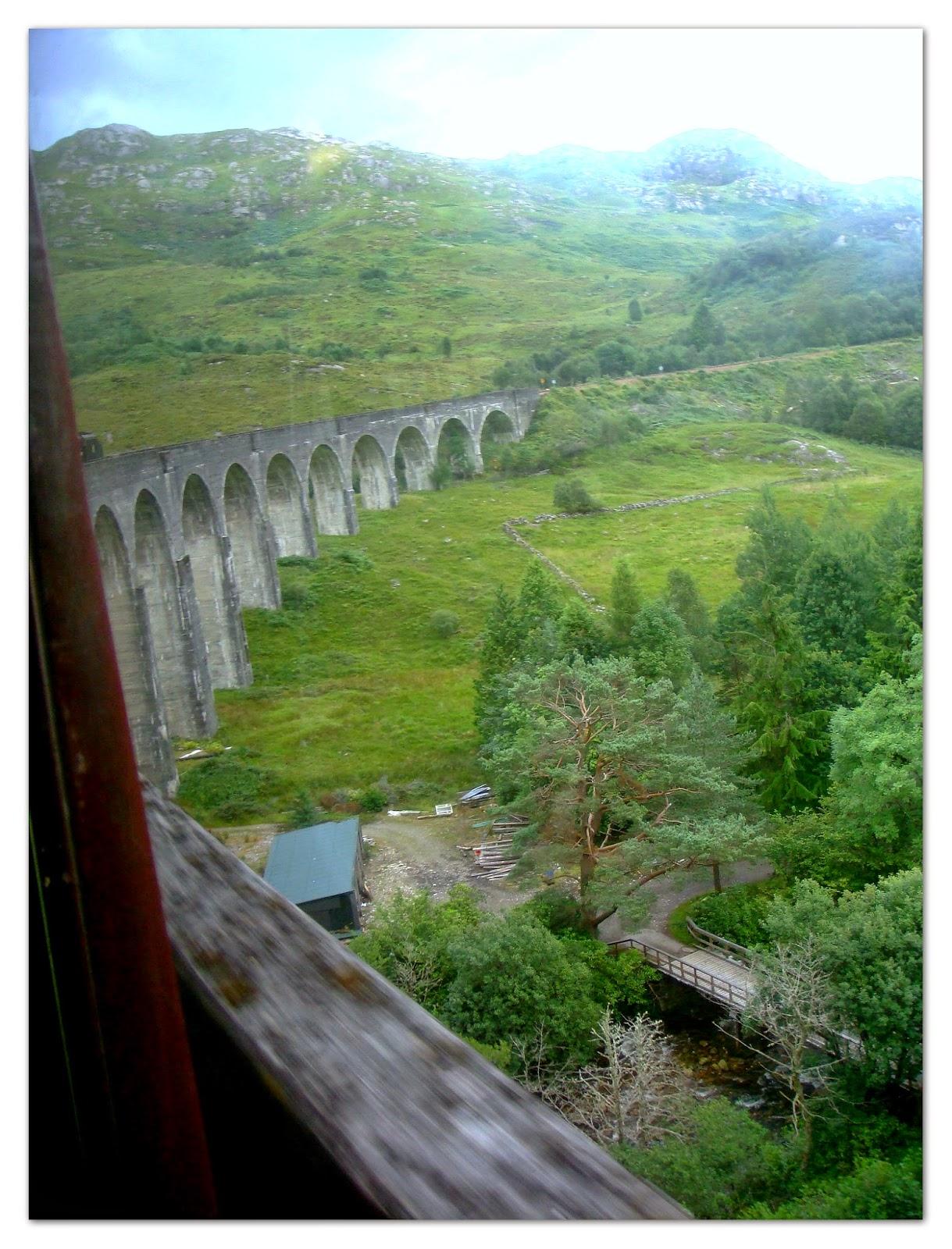 Jacobite Steam Train, Hogwarts, Black Cat Souvenirs