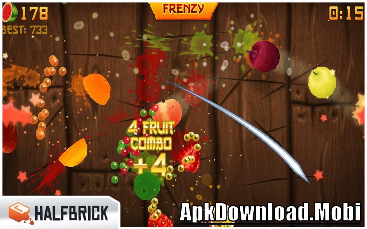 Fruit ninja apk premium