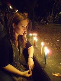 Día de las Velitas - my candles
