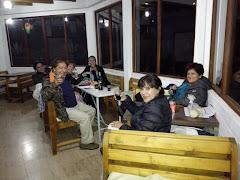 Equipo del CREE trabajando en la Visión y Misión